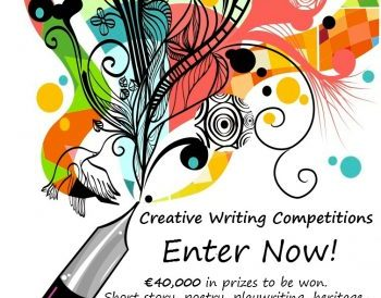 Writing competitions at Listowel Writers' Week