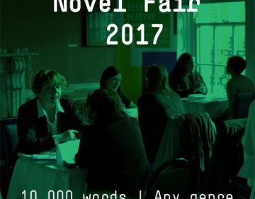 Irish Writers Centre Novel Fair 2017